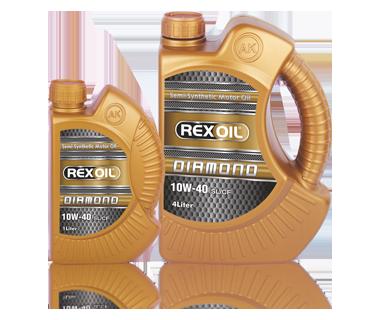 Rexoil Diamond 10W-40