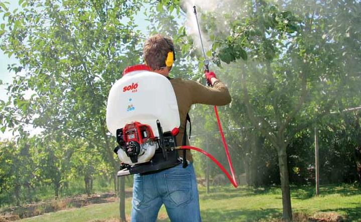 SOLO 433H Sprayer