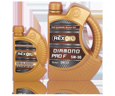 Rexoil Diamond Pro F 5W-30